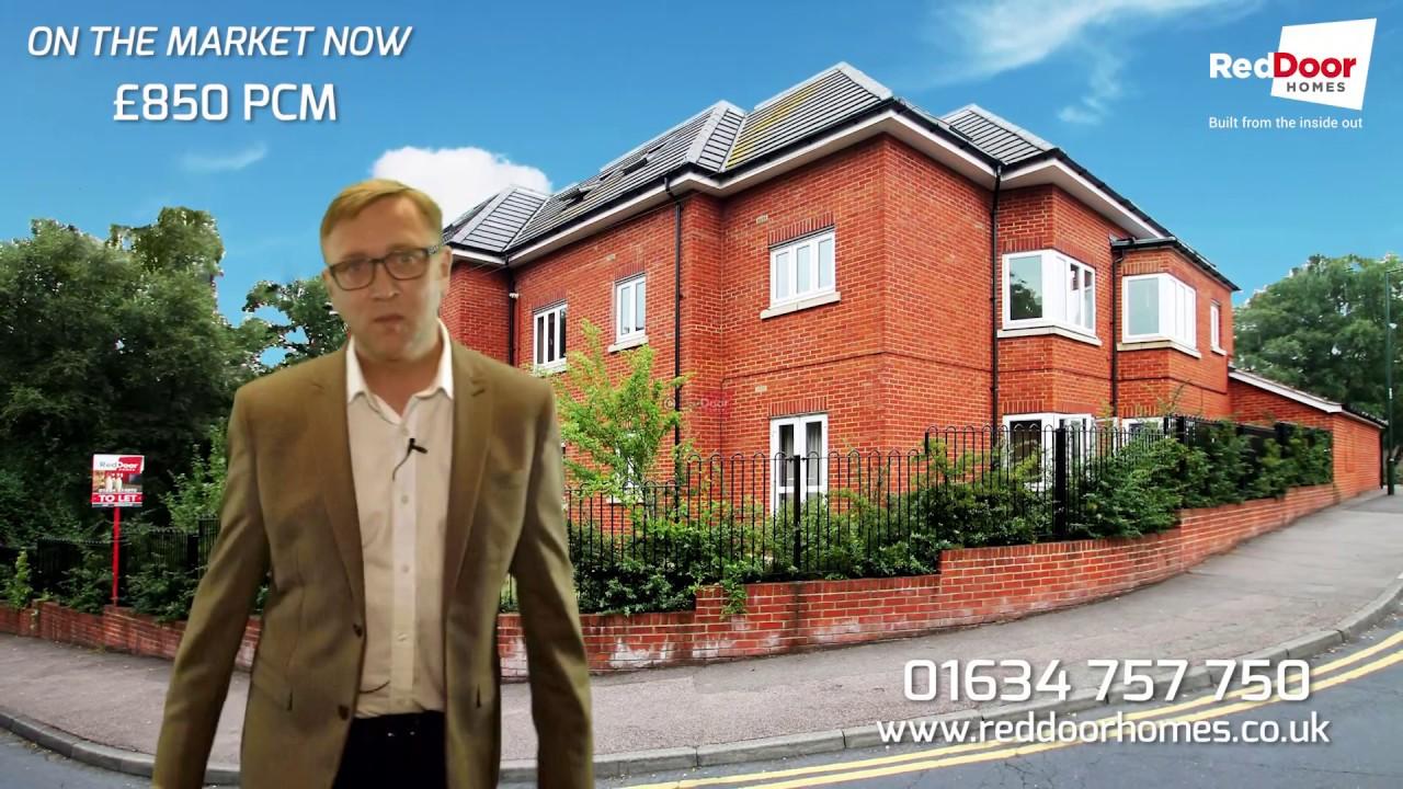 Property To Let Kestrel Court Chatham Reddoor Homes Youtube