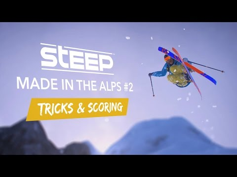 Steep: Made in the Alps #2 - Tricks