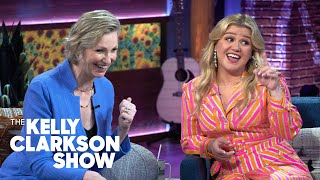 Kelly Claps Back At Jane Lynch For Throwing Shade About Her 'Hollywood Game Night' Appearance