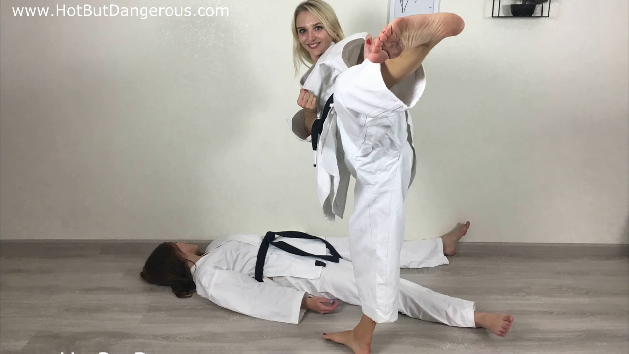 Karate VS TKD Photoset demo - YouTube