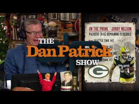 Jordy Nelson on The Dan Patrick Show (Full Interview) 12/5/16