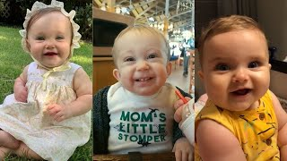 A Smile of a Baby that makes life worth living -  Cutest and Funniest Babies Of The Week