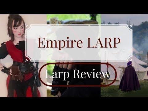 EMPIRE LARP | Larp Review