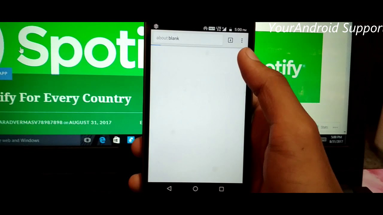 Spotify For Every Country    Without VPN - YouTube