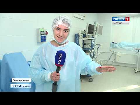 В больницу имени Семашко поступает современное оборудование