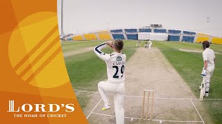 GoPro Cricket - Umpire Cam with Yorkshire fielding | Champion County Tour 2016