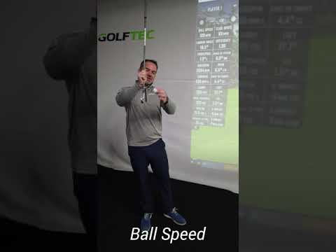 What is ball speed? 🤔 And how can you increase it? #Short