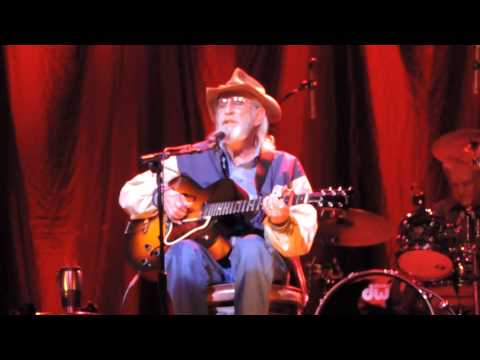 Don Williams performs