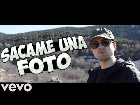"- SÁCAME UNA FOTO - Parodia ""Subeme la radio"" Enrique Iglesias"