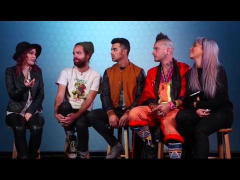 DNCE's Interview with Music Choice (November 22, 2016)