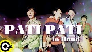 io樂團 io Band【Pati pati】Official Music Video HD
