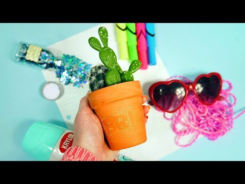 SUPER COOL 1 MINUTE CRAFTS TO DO WHEN YOU'RE BORED! Easy & Fast DIYS!