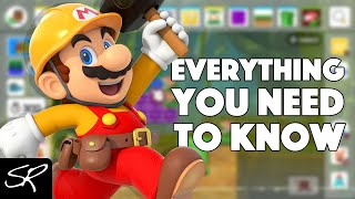 Super Mario Maker 2 Nintendo Switch - EVERYTHING You Need To Know Q&A