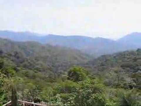 El Refugio near Pluma Hidalgo, Oaxaca