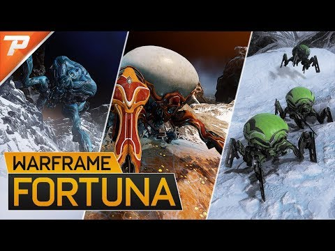 Warframe: Fortuna Update - Everything Coming THIS WEEK thumbnail