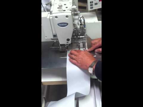 VBR 100 Top Pocket Sewn with hanger