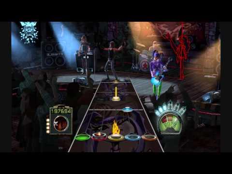 Guitar Hero 3 PC Custom: Megadeth - Hangar 18