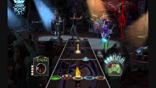 Guitar Hero 3 PC Custom Megadeth Hangar 18