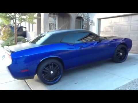 Cobalt Kandy Blue Challenger Youtube