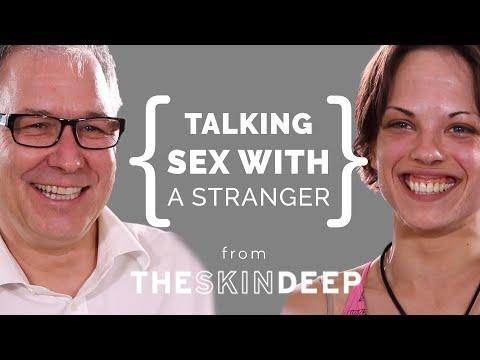Stranger sex talk