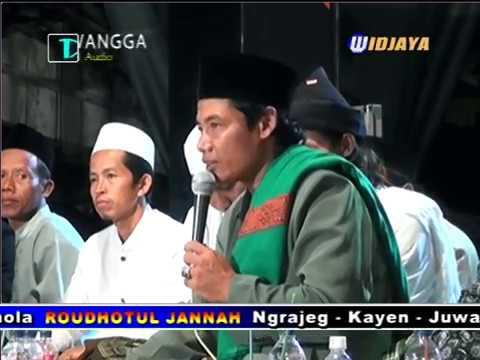 Pengajian Kh Zainudin & Jamiyah Sholawat Gandrung Nabi