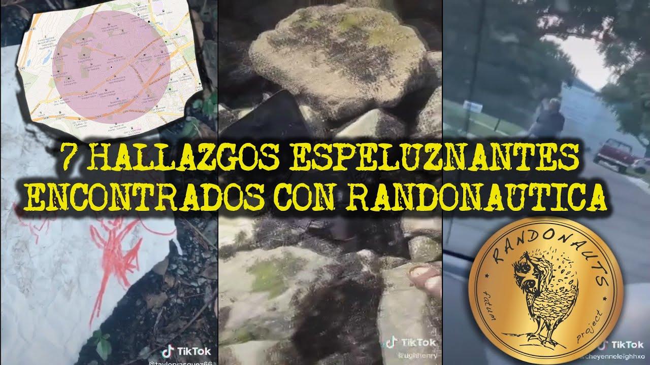 LOS DESCUBRIMIENTOS MAS TERRORIFICOS HECHOS EN RANDONAUTICA