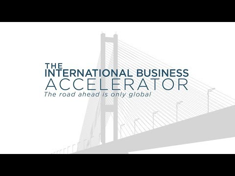 Chris Lynch of the International Business Accelerator @ LAX Coastal Chamber of Commerce
