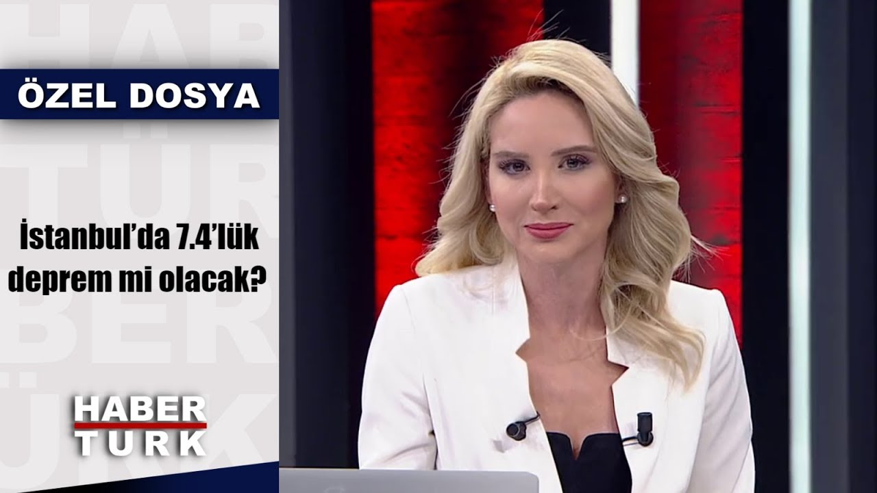 İstanbul'da 7.4'lük deprem mi olacak? | Akşam Haberleri - 10 Temmuz 2019