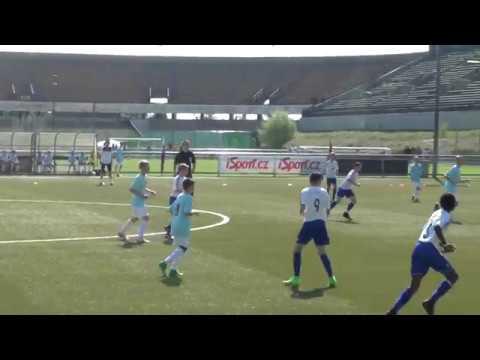 Ludenscheid Sportclub ( Niemcy ) - APN Olimp Ciechanów  turniej Prague Strahov Cup 2017
