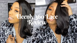 AliExpress Wig Review ft. UEENLY hair |360 lace unit| Kativa Nashay