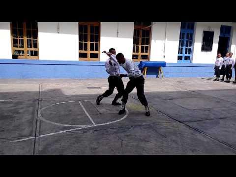 PDMU Zona 1 Defensa personal competencia