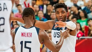 USA vs Japan - Full Game Highlights | FIBA World Cup 2019