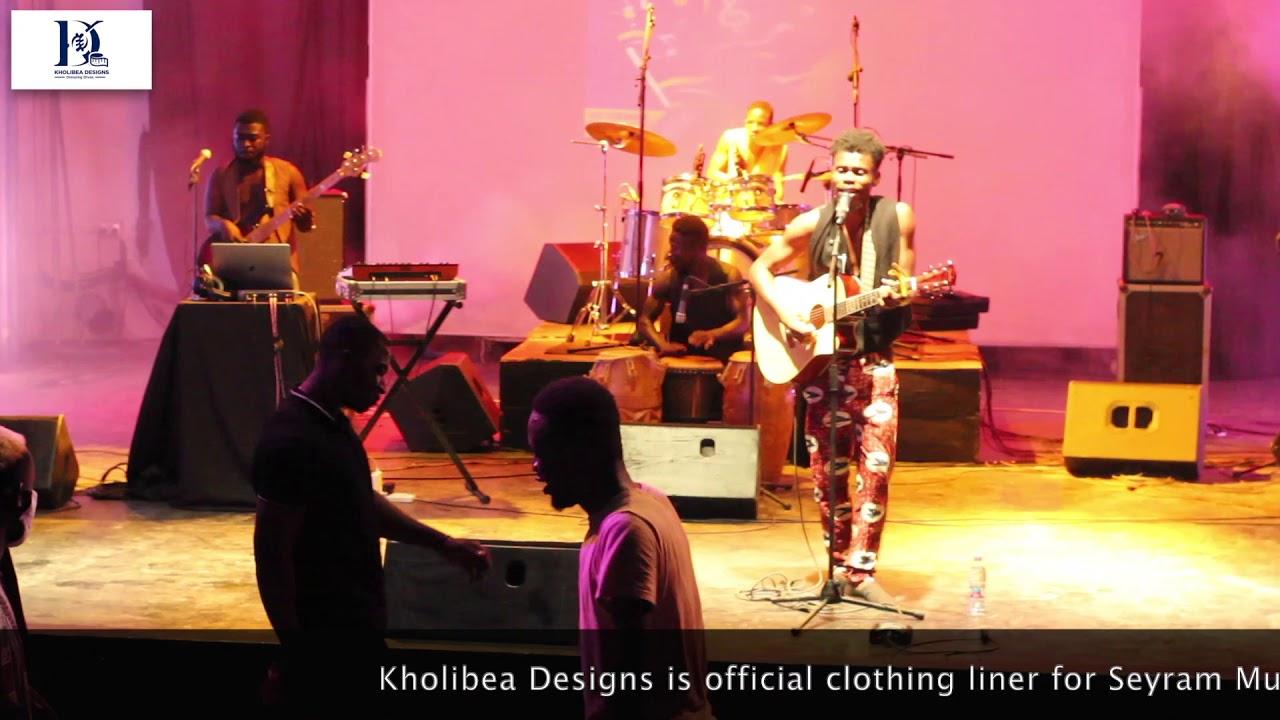 Seyram Music @ World Music Festival Alliance Francaise Accra