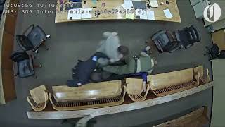 Man tries to grab gun in Lincoln County courtroom