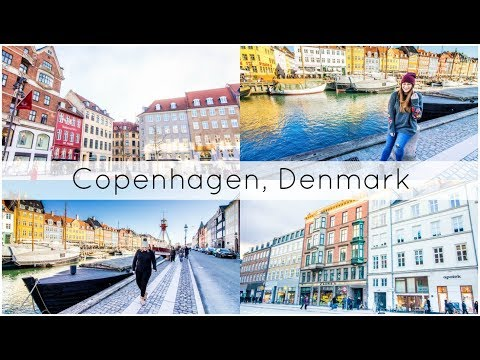 Copenhagen, Denmark Travel Vlog | As Told By