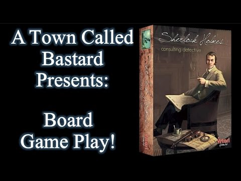 "Sherlock Holmes: Consulting Detective - Case #1 ""The Munitions Magnate"""