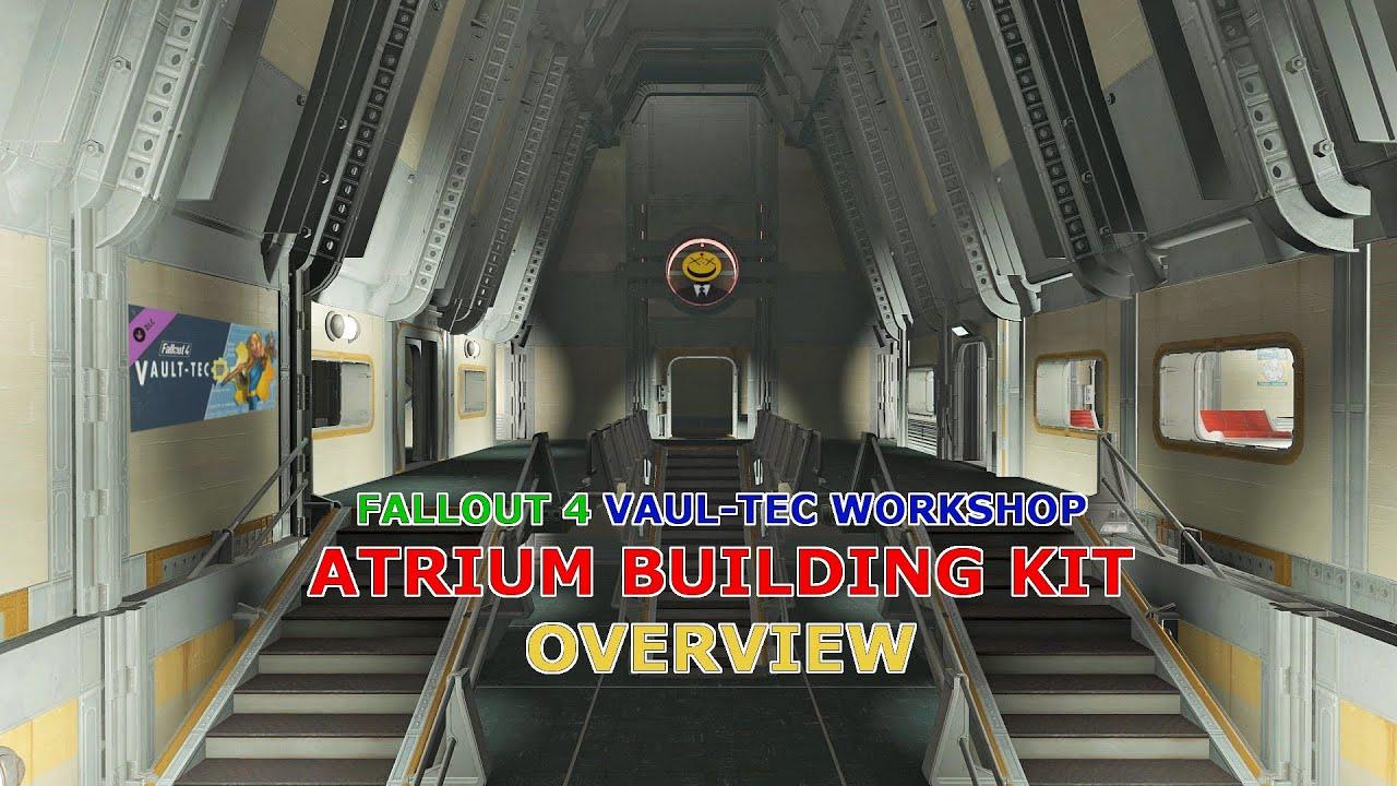 Fallout  Atrium Building