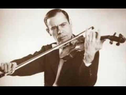 Kogan plays Szymanowski's Nocturne and Tarantella