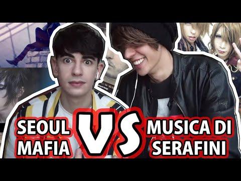 INSULTANO LA MIA MUSICA 😭😭😭 con Seoul Mafia