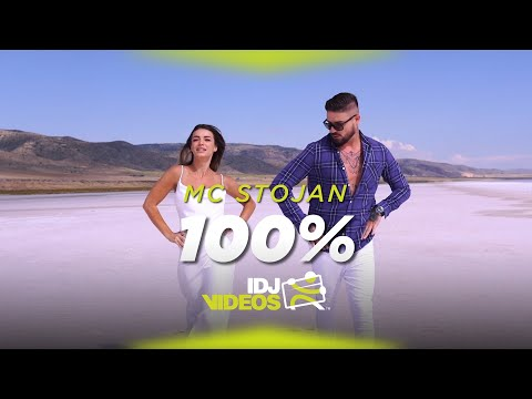 Смотреть клип Mc Stojan - 100%