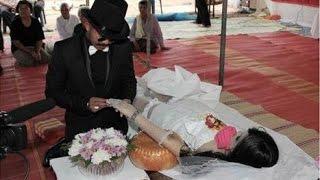 悲しすぎる結婚式に世界中が涙・・・ ☆おすすめ動画☆ 【涙腺崩壊】11...