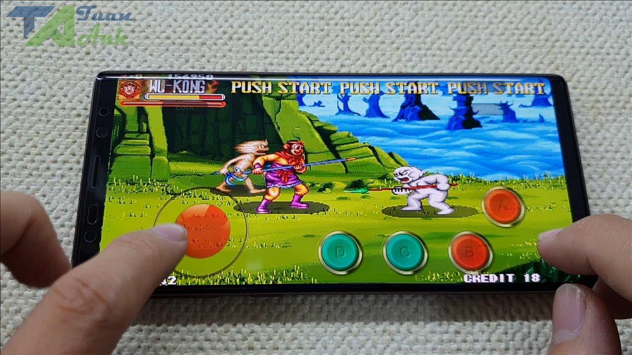 Mới nhất Cách cài game Tây Du Ký cực Hot năm 97 trên điện thoại Android