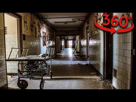 Exploramos HOSPITAL ABANDONADO hace 50 años con cámara 360º ¡Prepárate a pasar miedo!