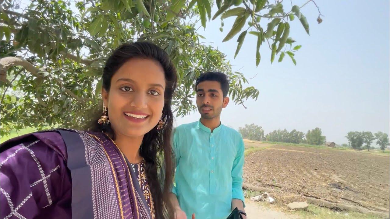 Eid Mubarak - Village Couple Celebrating Eid 🥂