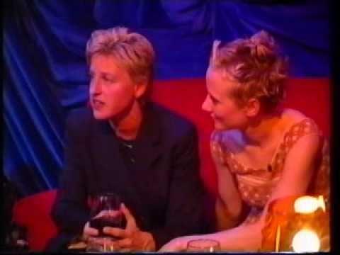 Ellen DeGeneres coming out party ( channel 4)