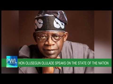 PWL: Interview with Hon. Olusegun Olulade, & Adron Lemon De Valentine Party