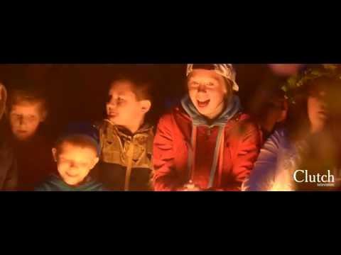 Ночь на Ивана Купала: Древний обряд в «Волжском Прибое» | Кострома 2016