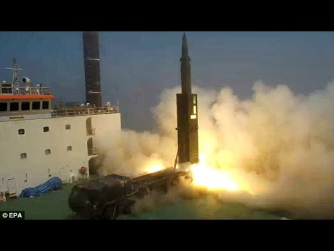Thumbnail: Complete & irreversible: China & US plan to denuclearize N.KOREA & S. KOREA tests ballistic missile