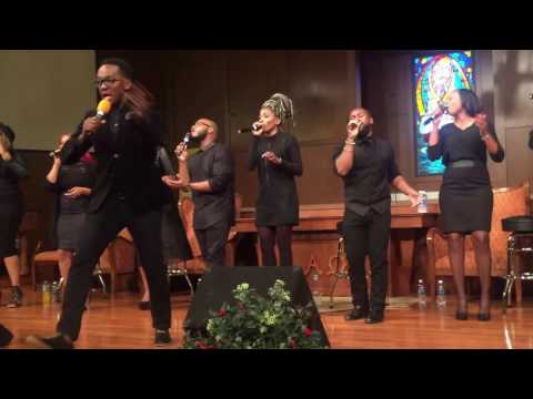 Fill Me Up Medley By Dale Brown And Truth @ West End