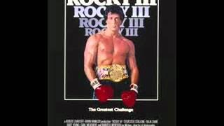 Rocky 3 Soundtrack